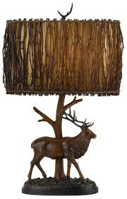 7 best traditional table lamps images on pinterest table lamp brown elk twig shade table lamp