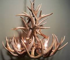 Deer Antler Chandelier Ebay Chandeliers Design Magnificent Elk Antler Chandelier Ebay