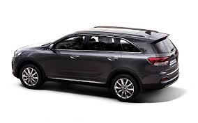 suv kia 2016 kia launched 2016 sorento for south korea the korean car blog