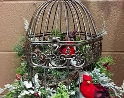 birdcage centerpieces birdcage centerpiece etsy
