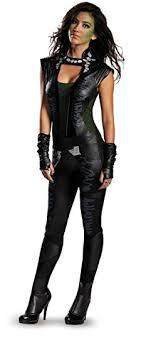 gamora costume disguise women s marvel guardians of the galaxy gamora