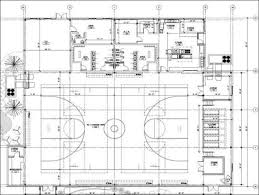 Floor Plan For Gym Expansion Project