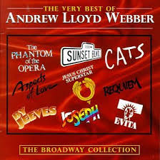 Broadway Collection Faucets Andrew Lloyd Webber Murray Head Yvonne Elliman Sarah Brightman