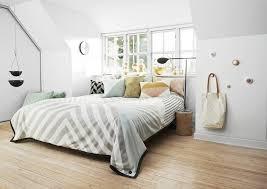 deco scandinave chambre deco chambre nordique idées décoration intérieure