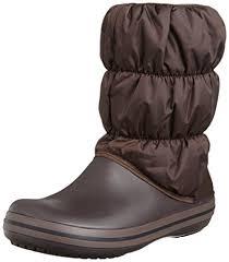 womens boots amazon uk crocs winter puff s boots amazon co uk shoes bags