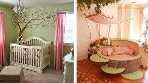 décoration de chambre de bébé décoration chambre bébé créative 35 idées en couleurs