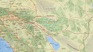 Earthquake Map Oregon by 3 7 Magnitude Earthquake Strikes Twentynine Palms Abc7 Com