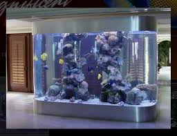 Luxury And Custom Aquarium Design For Residential Home Accessories - Home aquarium designs