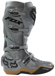 hinged motocross boots fox racing instinct pyrok a1 le boots cycle gear