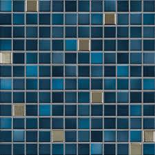 Bad Blau Fliesenliebling Farbenfrohe Mini Fliesen Für Das Bad