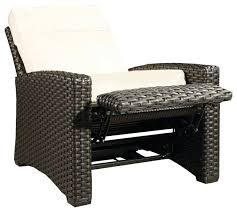 All Weather Wicker Patio Chairs Innovative Patio Set With Reclining Chairs Reclining Patio Chairs