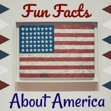 fifteen facts about america kendranicole net