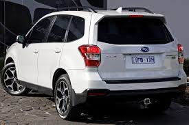 white subaru car 2015 subaru forester 2 0d s s4 white for sale in docklands