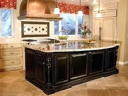 black kitchen island with butcher block top kitchen island with butcher block top and picture about amusing