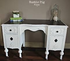 Antique White Desks by Child U0027s Desk The Rustic Pig