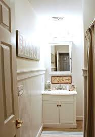 Bathroom Wall Designs Best 25 Plank Wall Bathroom Ideas On Pinterest Half Bathroom