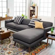 Small Spaces Configurable Sectional Sofa by Chaise Sectional Sofas Hayneedle