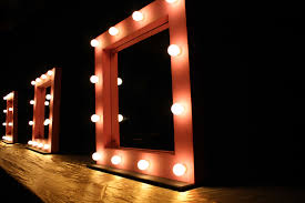 hollywood dressing room mirror with lights dressing room mirrors