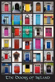 the doors of ireland favorite places u0026 spaces pinterest