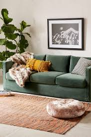 15 affordable ways to elevate your living room velvet sofa