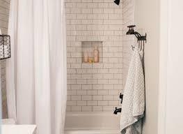 White Subway Bathroom Tile Subway Tile Bathroom Never Go Out Of Style Pickndecorcom Realie