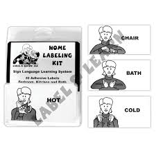 Bathroom Sign Language Hearmyhands Asl Label And Learn