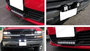 Mounting Brackets For Led Light Bar Heavy Duty Front Bumper License Plate Bracket Holder For Led Light