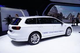 vw minivan 2014 2014 paris motor show volkswagen passat gte