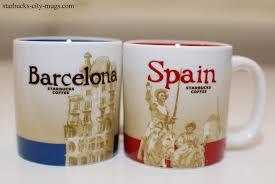 barcelona barcelona demi starbucks city mugs