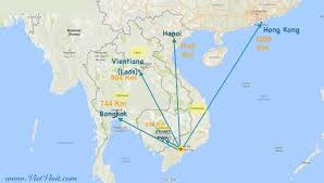 Saigon On World Map by Where Is Saigon Ho Chi Minh How Big Is Saigon