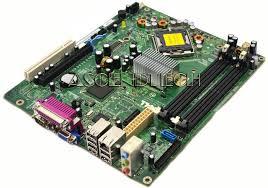 dell motherboard orange light 0kh290 kh290 gx620 dell optiplex gx620 series motherboard