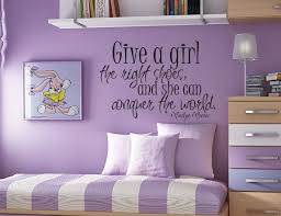 give a the right shoes marilyn monroe childrens decor