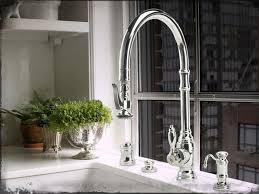 Air In Kitchen Faucet Waterstone High End Kitchen Faucets Clarke Living