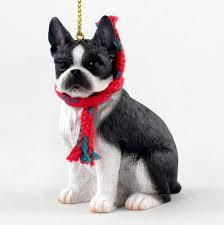 Shiba Inu Christmas Ornament Scarf Dog Christmas Ornaments
