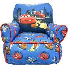 Disney Cars Armchair Disney Cars 2 Toddler Bean Bag Chair Red Toddler Bean Bag Chair