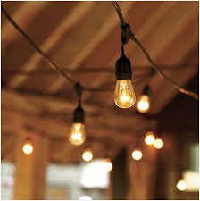 Vintage Outdoor Lights Strings Of Lights For Patio A Guide On Vintage String Lights