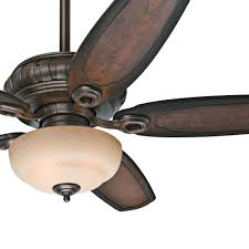 hunter 54 inch roman sienna finish ceiling fan with burnished