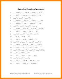 balancing equations worksheet template balancing equations 15 49