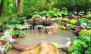 Ideas For Small Gardens by Simple Front Garden Design Ideas For Small Gardens The About