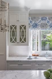 gray mini kitchen tiles transitional kitchen