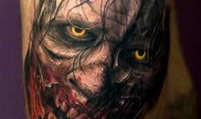 10 terrifying horror tattoos com