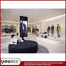 Garment Shop Interior Design Ideas China Fashion Ladies Clothes Store Shop Design Garment Shop