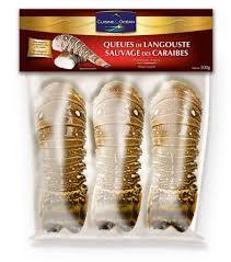 cuisiner une langouste queues de langouste des caraïbes cuisine et océan