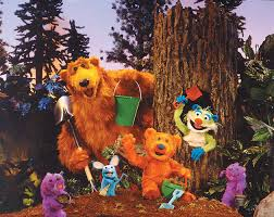 bear in the big blue house 1997 2006