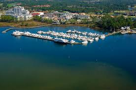 Destin Florida On Map by Baytowne Marina At Sandestin In Destin Fl United States Marina