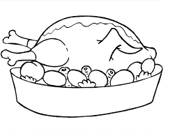 free coloring pages food coloring