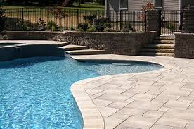 Composite Patio Pavers by Swimming Pool Patio Design Ideas And Supplies For Pa Md And De