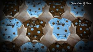 brown and blue baby shower cookies here are a few of the 6 u2026 flickr