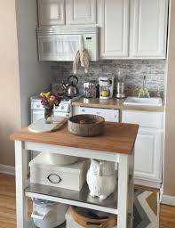 Designing A Kitchen On A Budget Before U0026 After A Teeny Kitchen Is Transformed On A Tiny Budget