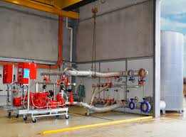 delivering a full u0027turnkey u0027 fire pump solution for raaf base east